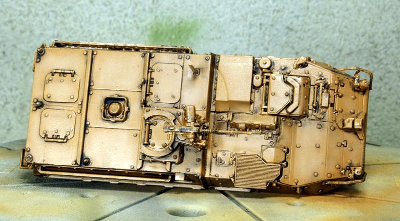 M1126 STRYCKER [ACADEMY] M1126 STRYKER ICV [TRUMPETER] 090209072714492893125691
