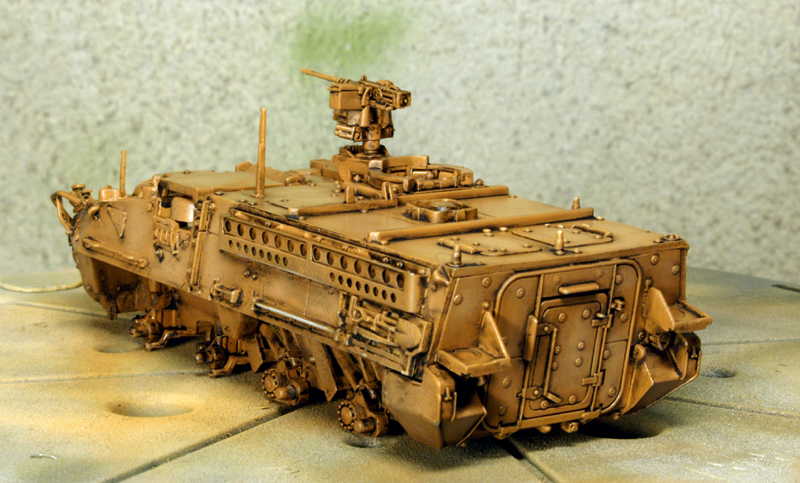 M1126 STRYCKER [ACADEMY] M1126 STRYKER ICV [TRUMPETER] 090209072714492893125692