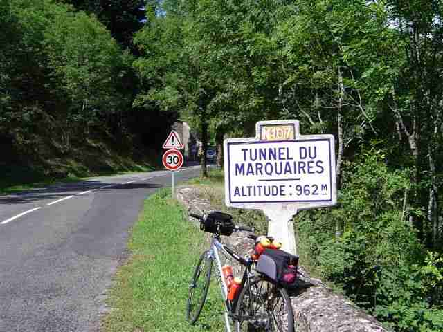 Col du Marquaires (Tunnel) - FR-48-0961
