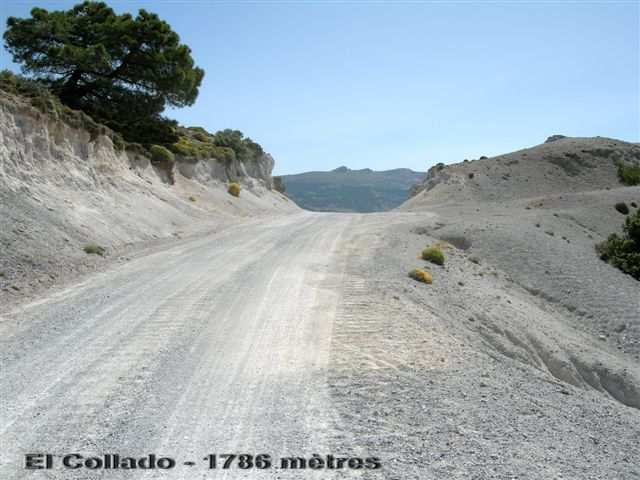 El Collado - ES-GR- 1786 mètres