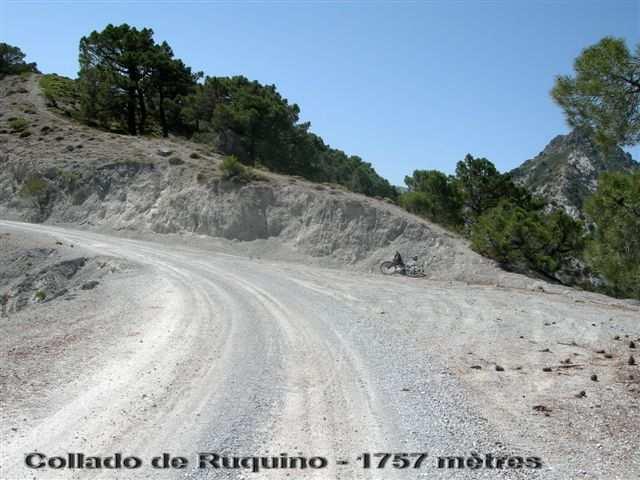 Collado de Ruquino - ES_GR_1757 mètres