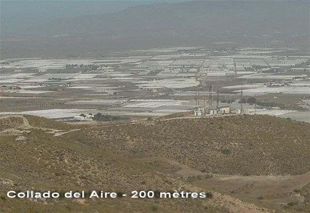 Collado del Aire - ES-AL- 214 mètres