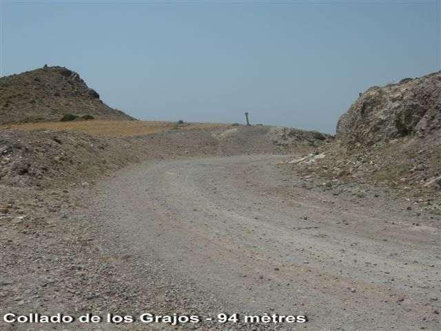Collado de los Grajos - ES-AL- 94 mètres