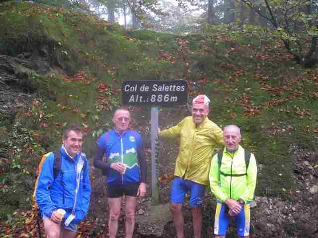 Col de Salettes