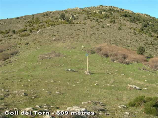 Coll del Torn - ES-GI-0609