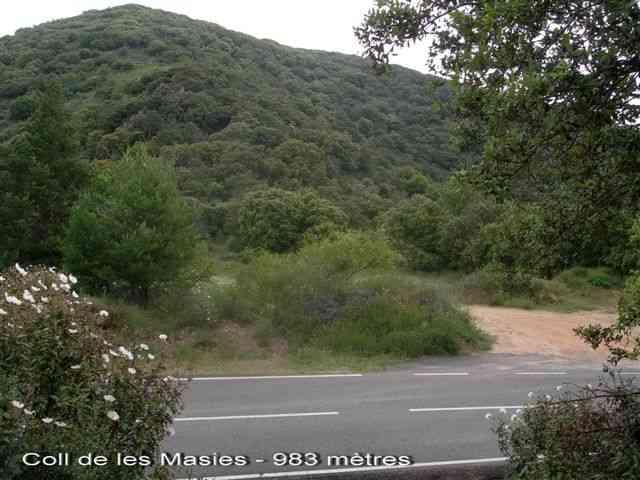 Coll de les Masies - ES-T-0983