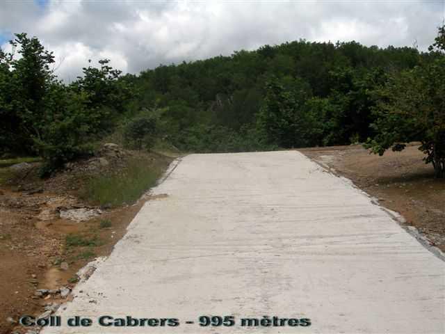 Coll de Cabrers - ES-T-0995