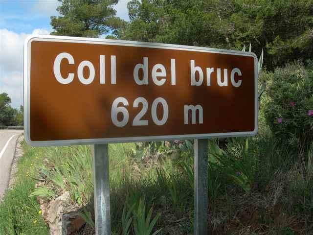Coll del Bruc - ES-B-0610 (Panneau)