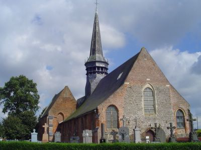 De kerken van Frans Vlaanderen 090219090741440053181731