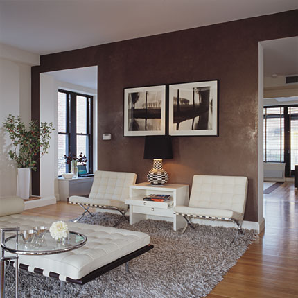 Image Result For Living Room Withbarcelona Chairs