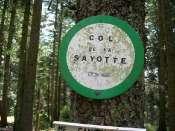 Col de la Sayotte - FR-57-0740 (Panneau)
