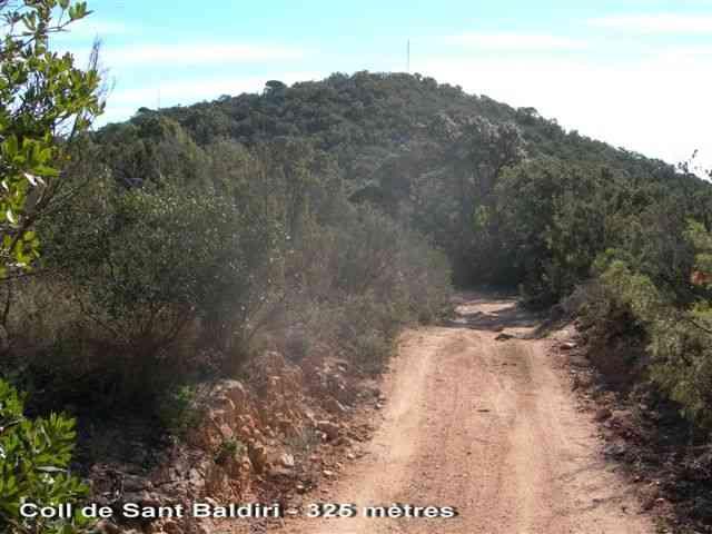 Coll de Sant Baldiri - ES-GI-0325