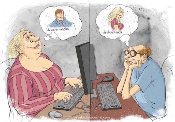 Why internet dating is good