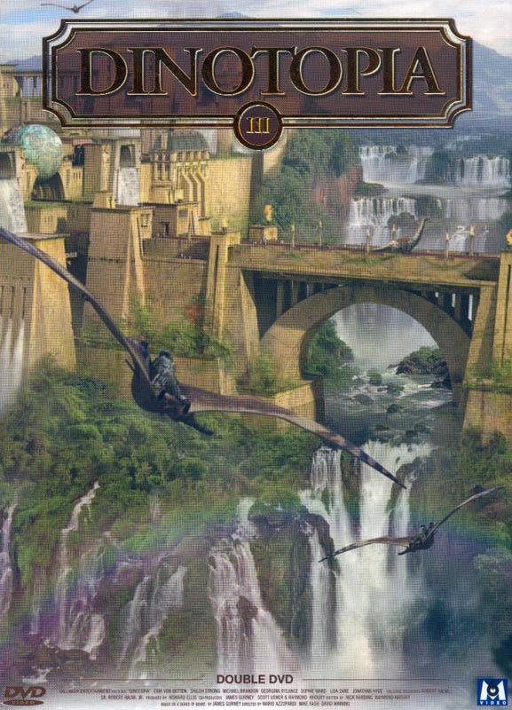 Dinotopia Vol3 les 3 Episodes preview 0