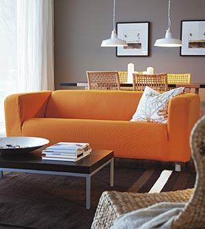 besoin d'aide pour choix couleurs murs salle à manger/salon avec canapé orange 090228013327506173231031