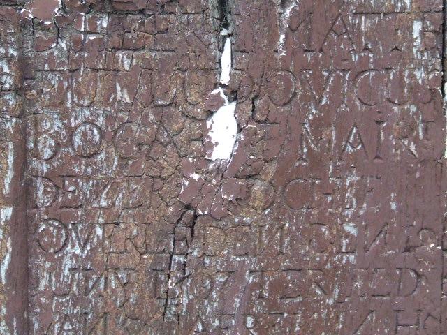 Frans-Vlaamse en oude Standaardnederlandse teksten en inscripties 090228023154440053231254