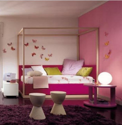 chambre b b fushia votre avis svp. Black Bedroom Furniture Sets. Home Design Ideas