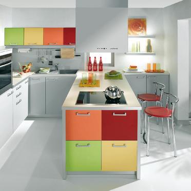 Achat appartement tout faire post cuisine - Deco cuisine couleur ...