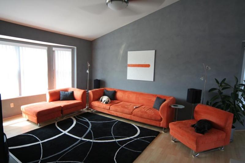 Deco peinture salon 2 couleurs boulogne billancourt 2217 abouthealthylivi - Peinture salon 2 couleurs ...