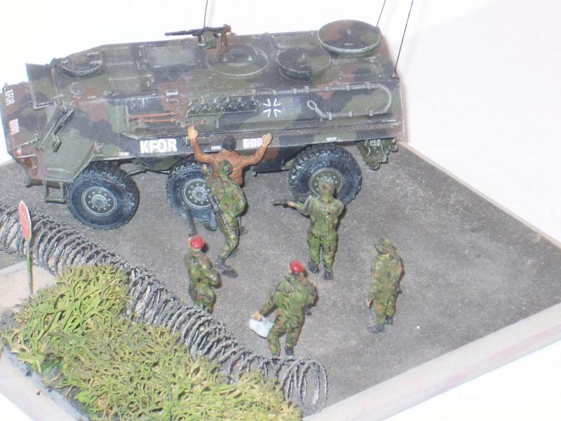 """Petit Dio """"Deutsche Bundeswehr in den Balkans"""" 090301102620588623242672"""