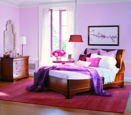 Finest Great Chambre Parme Et Gris Perle With Gris Parme Peinture With Chambre  Parme Et Gris Perle