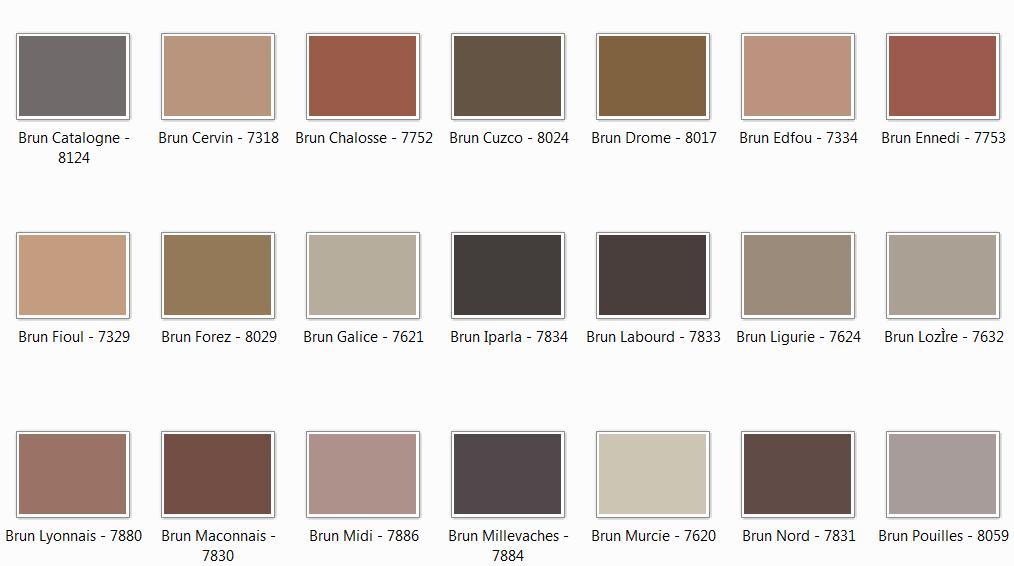 le trombi des couleurs la seigneurie ancolies. Black Bedroom Furniture Sets. Home Design Ideas