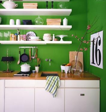 Couleur mur pour cuisine à la fois moderne et rétro !! Gné ? 090309065041506173287819