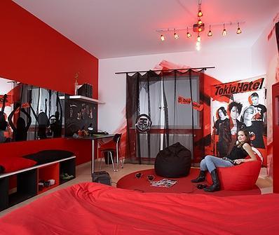 "Chambre ""Tim Burton"" 090309084206506173289089"