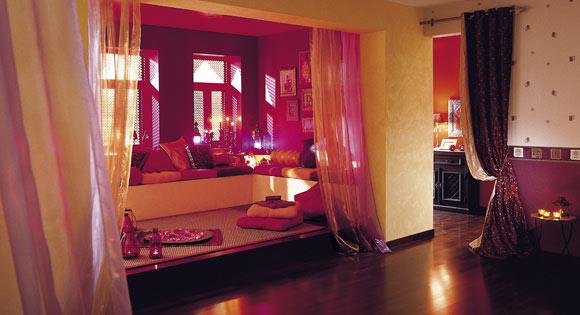 avis sur couleurs de peinture pour chambre orientale. Black Bedroom Furniture Sets. Home Design Ideas