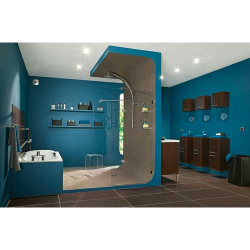 Awesome Chambre Marron Et Bleu Turquoise Contemporary - Yourmentor ...