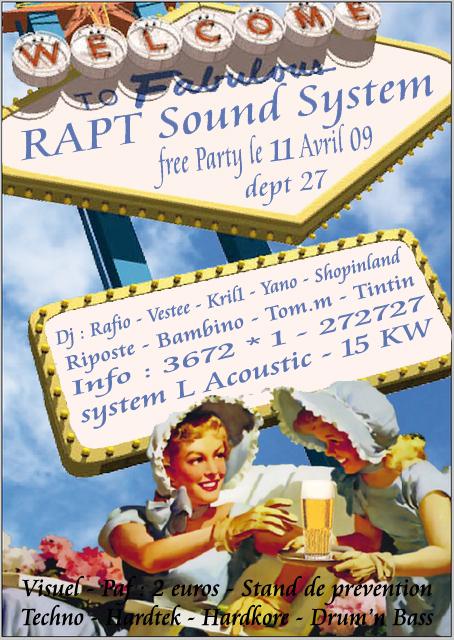 RAPT FREE PARTY le 11 / 04 /2009 090311111828448793301524