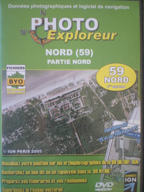 Nog beter dan Google Earth : de DVD ROM van de IGN 090316102822440053327401