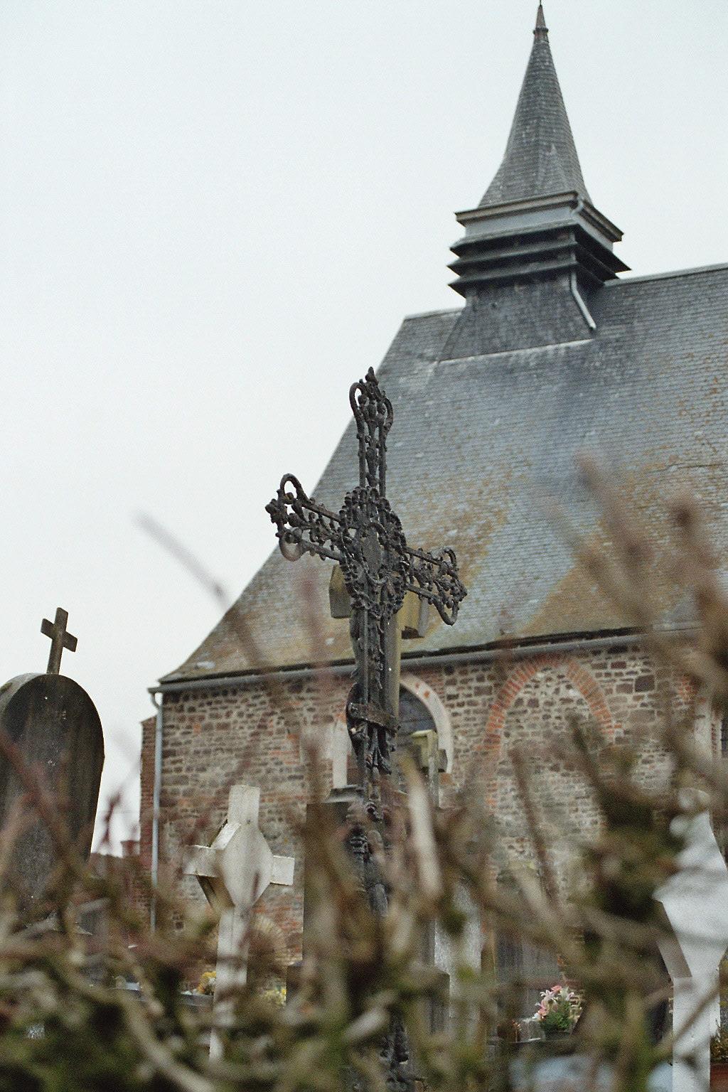 De kerken van Frans Vlaanderen 090320095141440053346297