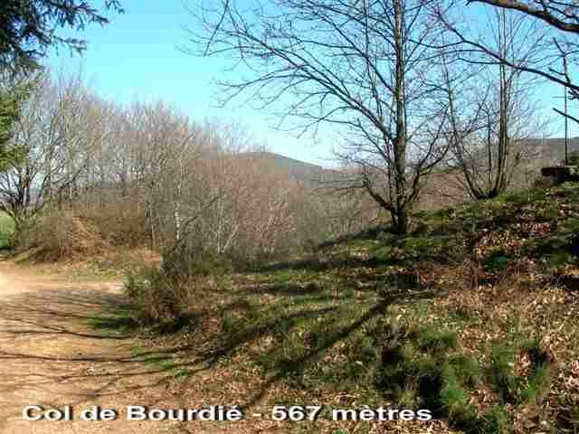 Col de Bourdié - FR-81-0567