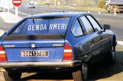 Quelques véhicules d'exception de la Gendarmerie 090324085005537573366105