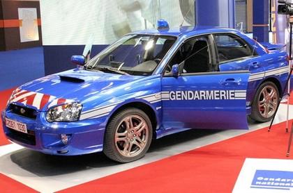 Quelques véhicules d'exception de la Gendarmerie 090324085006537573366112