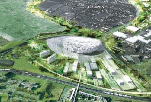 Het nieuwe stadion van Rijsel 090324111146440053363112