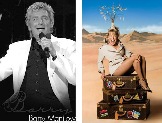Bette Midler & Barry Manilow : On a slow boat to China 090328032028621173387026