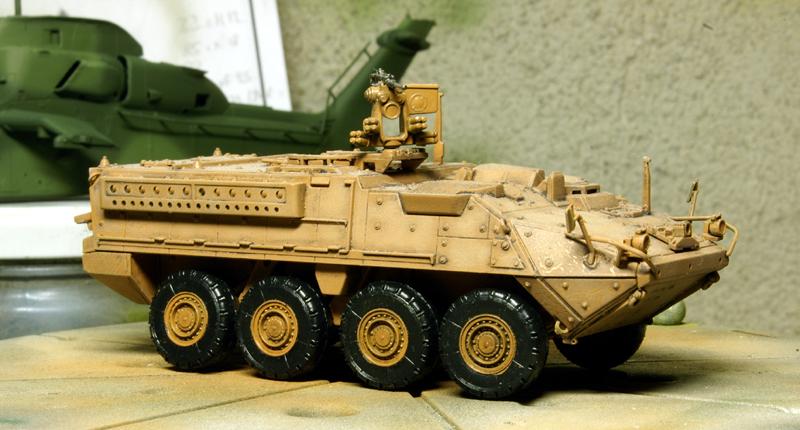 M1126 STRYCKER [ACADEMY] M1126 STRYKER ICV [TRUMPETER] 090402084210492893416821