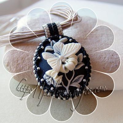 Camée Papillon
