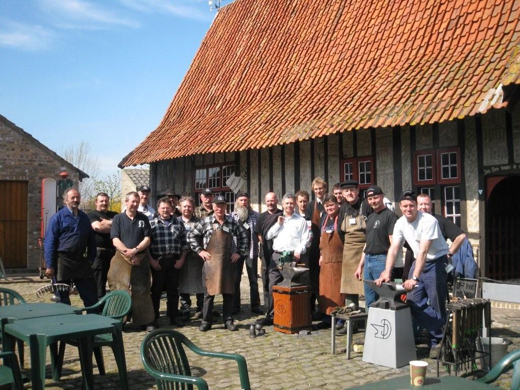 Smedersweekend in 't Openluchtmuseum te Izenberge 090406103555598673439232