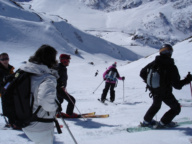 Le Tour de la Tarentaise au départ du Col du Palet 090409062313633533453580