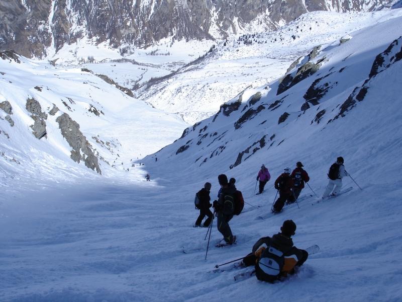 Le Tour de la Tarentaise au départ du Col du Palet 090409062523633533453590