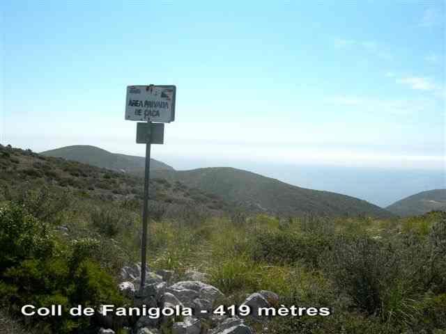 Coll de Fanigola - ES-B-0418