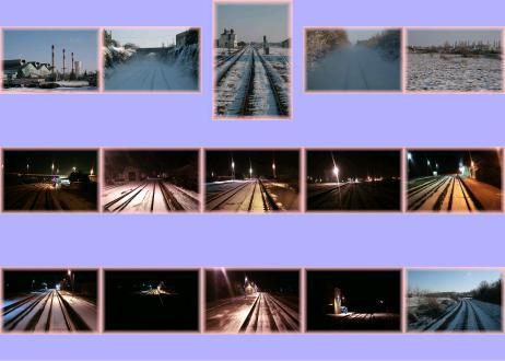 carte  train - carte train neige 03