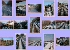 carte  train - carte train neige 02