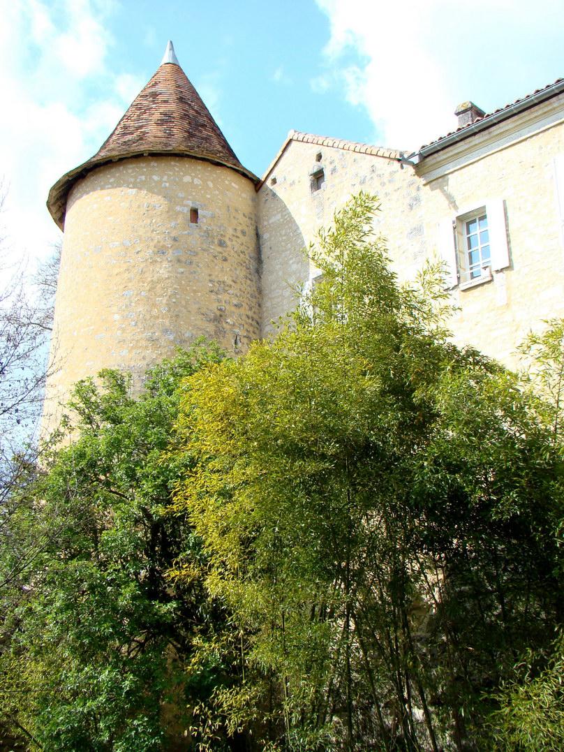 viree08 ECT - h Blanzaguet 16 0210 chateau des Galard