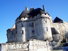 viree08 ECT - a Barbezieux 16 chateau 7370