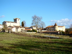 viree08 ECT - h Blanzaguet 16 0200 chateau des Galard