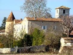 viree08 ECT - h Blanzaguet 16 0206 chateau des Galard